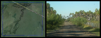 sat + surface Paraguay Chaco farm 183d