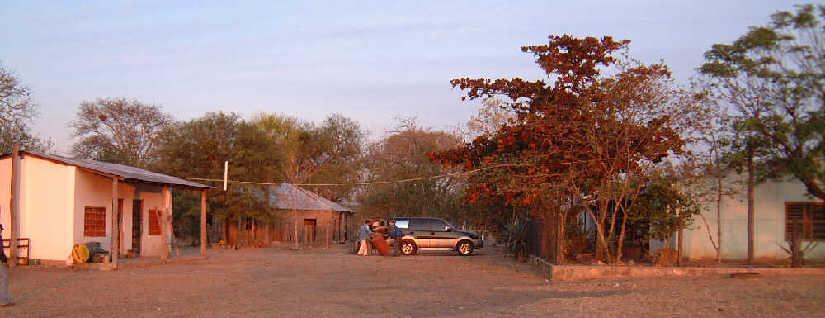 estancia Chaco Paraguay