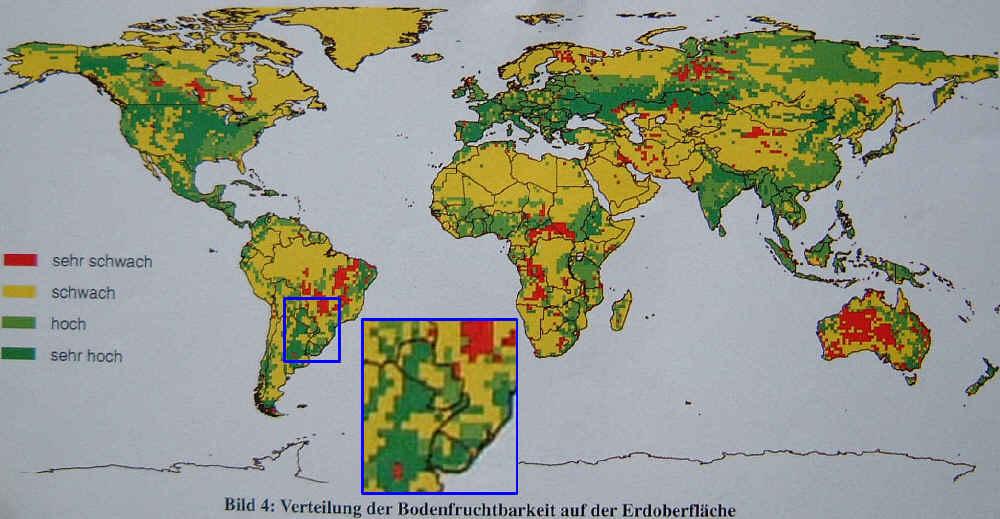 fertilidad global y Chaco