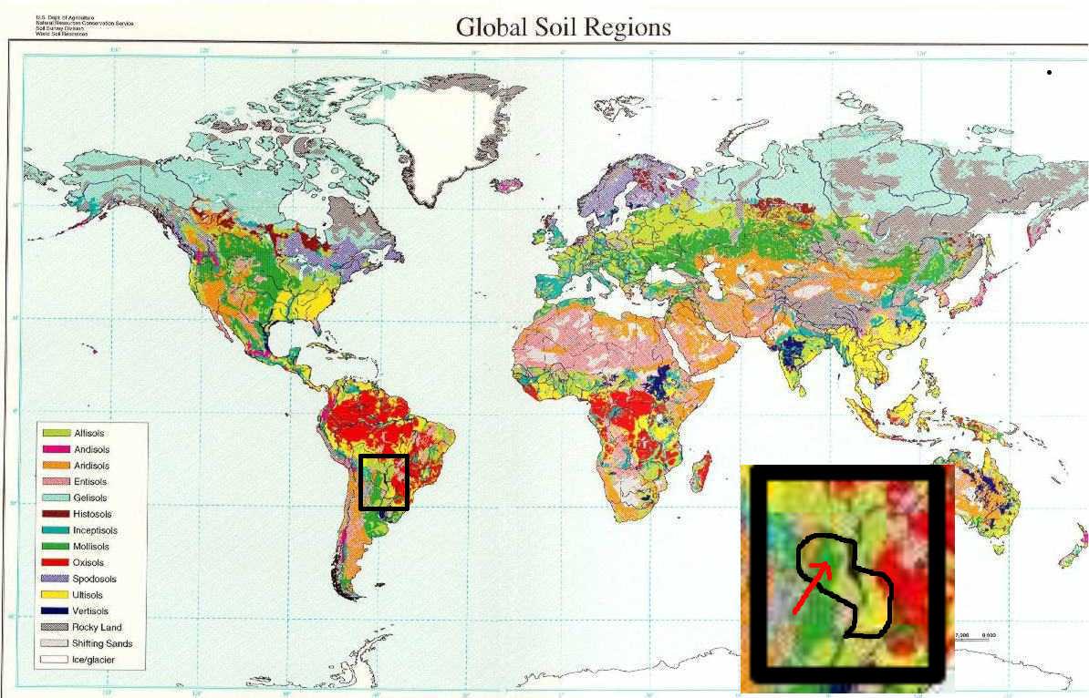 global soils map